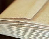 "50 A1 Kraft Envelopes: kraft brown envelopes, grocery bag envelopes, A1 envelopes, rustic eco-friendly recycled, 3 5/8"" x 5 1/8"" (92x130mm)"