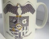 Bilbo Baggins Hobbit Heraldry Ceramic Mug