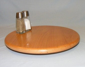 Cherry Lazy Susan 14 Inch. Free Shipping
