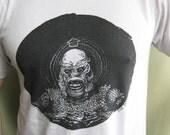 CREATURE artist silkscreen tee shirt MENS sz XL