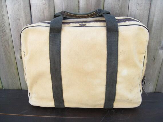 Boyt Canvas Briefcase