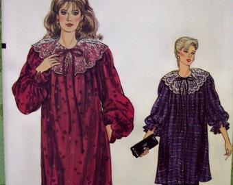 Vintage 1980s VOGUE Maternity Dress, Skirt, TUNIC sz 16