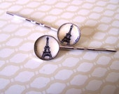 Eiffel Tower Bobby Pins