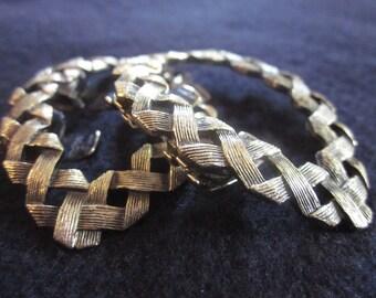 Antiqued Gold Metal Shoe Clips TIP TOE