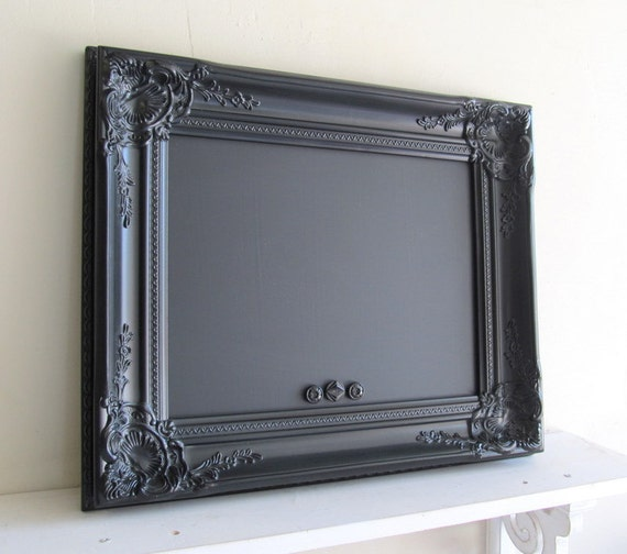 Outstanding Black Framed Chalkboard 570 x 504 · 46 kB · jpeg