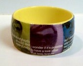 Andy Warhol bangle