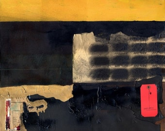 County 567.4c - Orignal Abstract Mixed Media on canvas