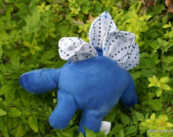 custom order - stegosaur - any color