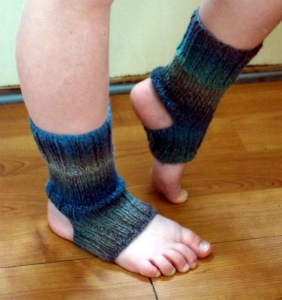 Yoga Socks Knit Pattern