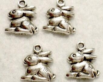 Bunny Charms - Set of 4