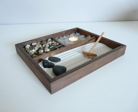 Mini Zen Garden Great For Home Or Office Desk