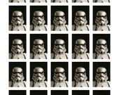 Stormtrooper Yearbook Page 8.5x11 print