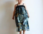 mini maxi dress / pdf sewing pattern sizes 12m to 14/16 years EASY SEWING