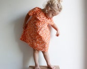 pockets are best dress / pdf sewing pattern 12 months to 5 years EASY SEWING