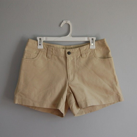 vintage NUDE organic cotton shorts
