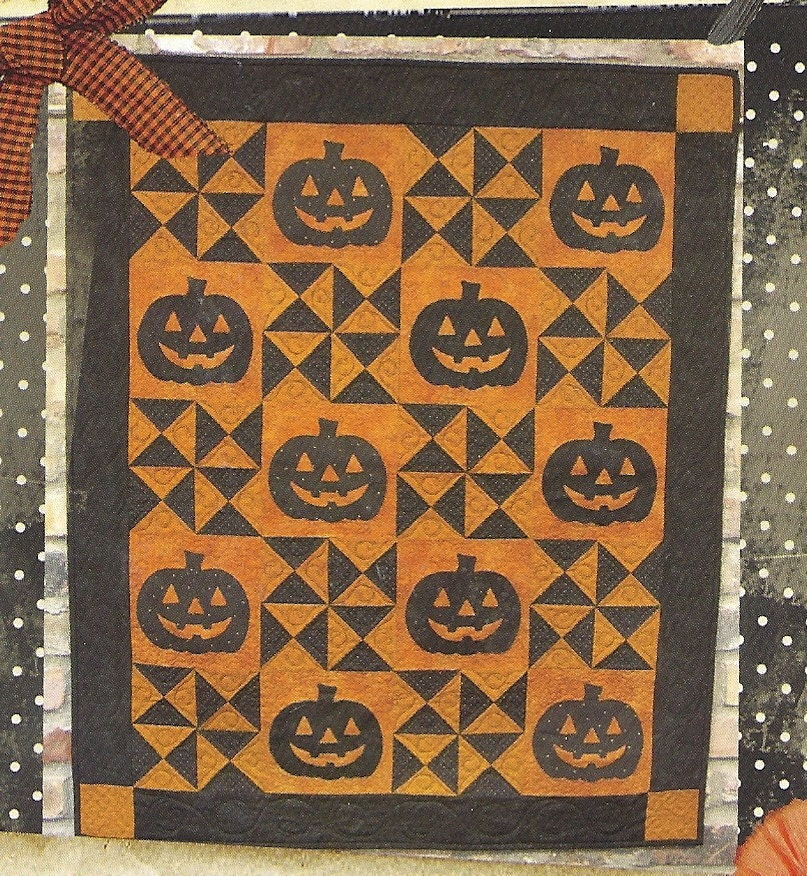 Primitive Folk Art Quilt Pattern Best Of All : Primitive Folk Art Quilt Pattern: BLACK JACKS by PrimFolkArtShop