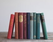 1940s Book Club Bestsellers / Vintage Book Collection / WWII Era Popular Library