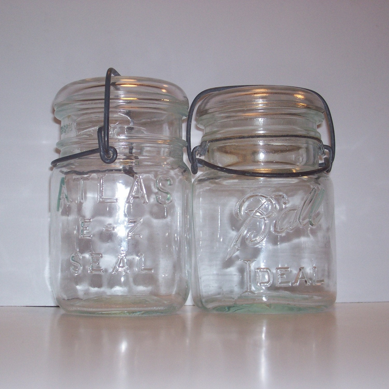 dating glass canning jars