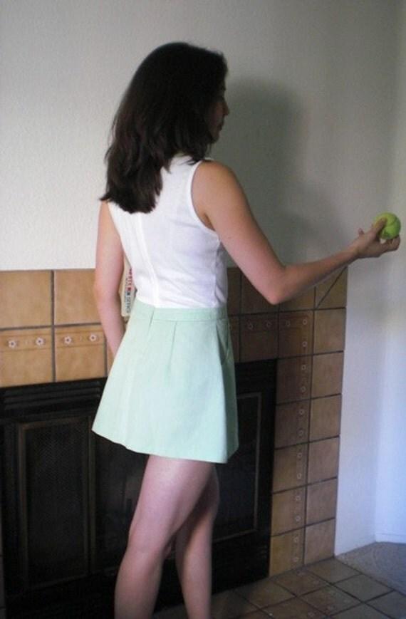 40-love- vintage tennis dress sm/med