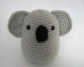 Baby amigurumi koala - FREE SHIPPING