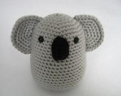 Baby amigurumi koala
