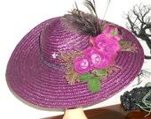 The Purple Rose Hat