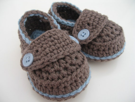 Baby Boy Loafers size 3 months