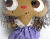 Little Amethyst Gemmy Doll