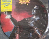 KING DIAMOND Halloween The Candle The Lake Picture Disc Ep 1986 Vinyl Record Album Mint reserved for Richard Wiltshire.