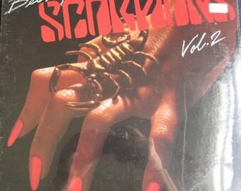 SEALED SCORPIONS Best Of from the 70s Vol 2 lp 1984 Rare Original Vinyl Record Album