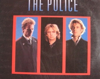 THE POLICE Don't Stand So Close To Me EP 12 Inch 45 1986 Vinyl Record Album Single