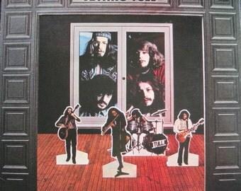 JETHRO TULL Benefit Lp 1970 Vinyl Record Album Near MINT