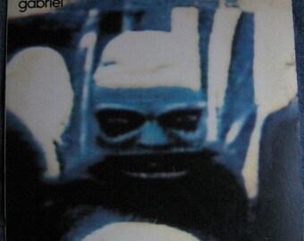 PETER GABRIEL Security Lp 1982 Original Vinyl Record Album