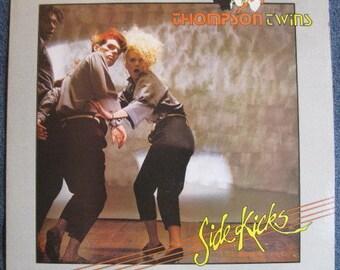 THOMPSON TWINS Sidekick Lp 1982 Original Vinyl Record Album Near MINT