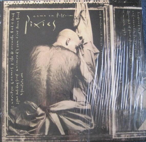 PIXIES Come On Pilgrim Lp 1987 Vinyl Record Album MINT