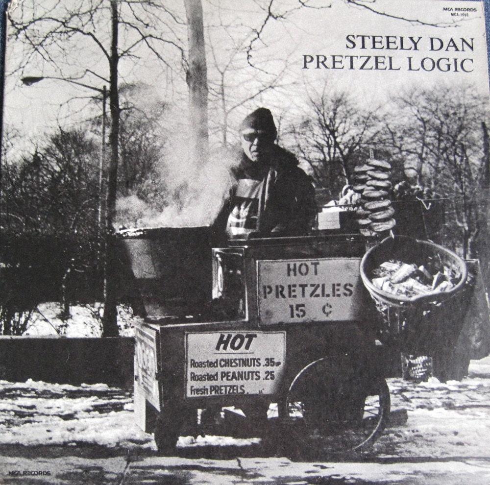 Steely Dan Pretzel Logic Lp Rikki Don T Lose That Number