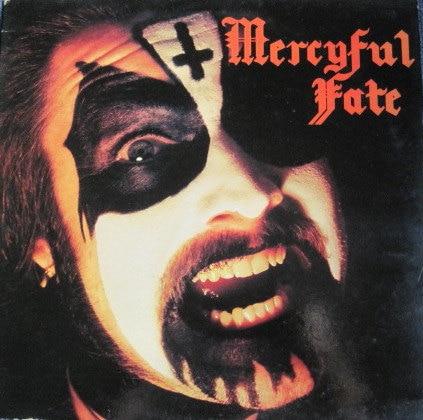 Mercyful Fate Black Funeral Black Masses 1983 Very Rare First