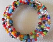 small kaleidoscope bracelet