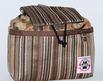 Crypton Woven Twill Dog Walking Bag - The Petphoria Bag