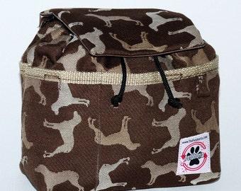 William Wegman Rotator - Dog Walking Bag - The Petphoria Bag