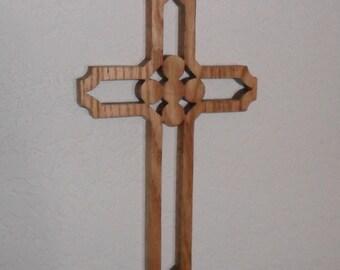 Wooden Cross C21