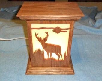 Deer Table Light