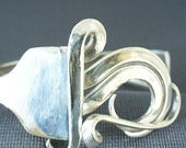 Silverware Fork Bracelet Eco Friendly Upcycled Antique Spoon Jewelry