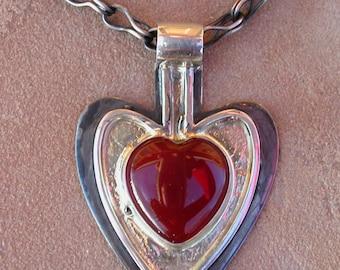 Carnelian Heart Asyk