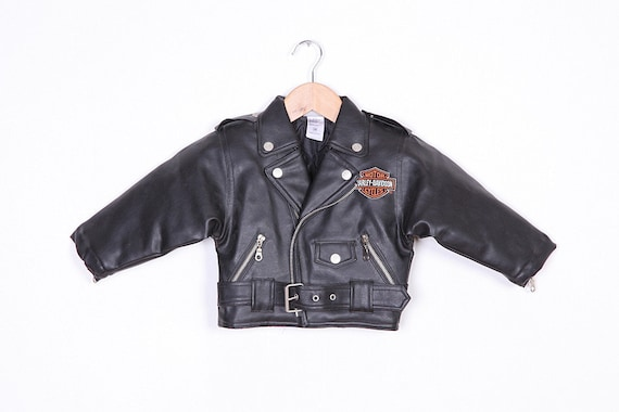 Toddler Motorcycle Jacket