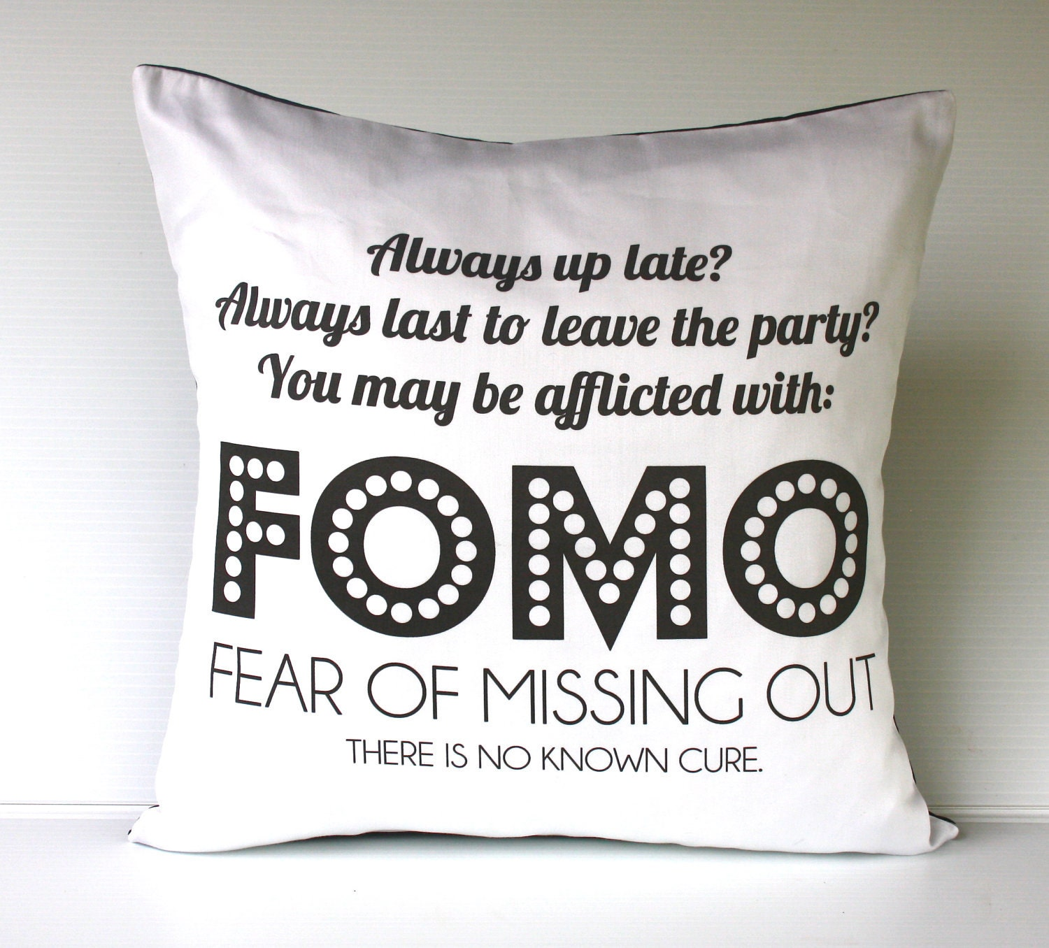 how to cure the fear of missing out