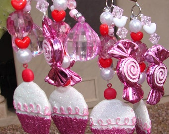 Cupcakes and Candy Tablecloth Weights