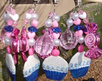TableCloth Weights Cupcakes and Candy