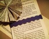Antique Book Pages Aged VintageTea Stain Color