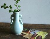 Small Vintage Pottery Vase